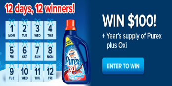 Purex-Sweepstakes