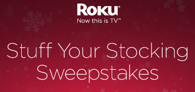 Roku-Sweepstakes