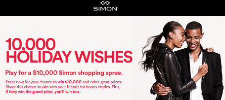Simon-Malls-Sweepstakes