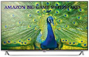 Amazon-Big-Game-Sweepstakes