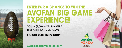 Avocados-From-Mexico-Sweepstakes