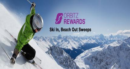 Orbitz-Sweepstakes