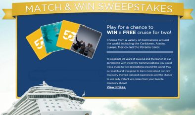 Princess-Cruises-Sweepstakes