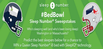Sleep-Number-Sweepstakes
