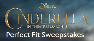 Disney-Cinderella-Sweepstakes