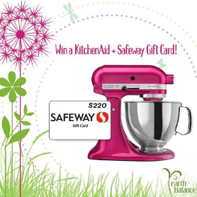 Earth Balance Mix Your Way To Spring Sweepstakes Win A Kitchenaid