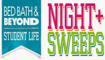 Bed Bath Amp Beyond 174 Student Life 2015 Sweepstakes Win A