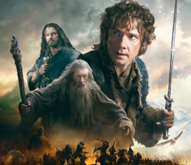 """Coffee Beanery's """"The Hobbit Movie Giveaway"""" Facebook"""