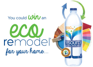 Nestle Resource Natural Spring Water Sweepstakes