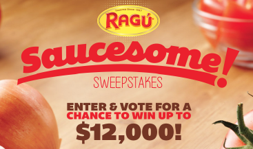 Ragu-Sweepstakes