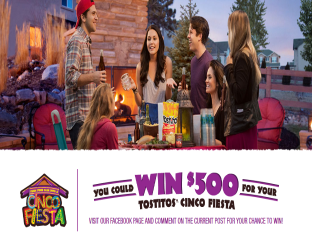Tostitos-Sweepstakes