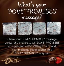 Dove-Chocolate-Sweepstakes