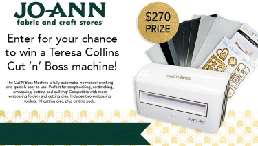 Joann-Craftwell-Sweepstakes