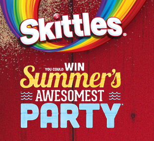 Skittles-Sweepstakes