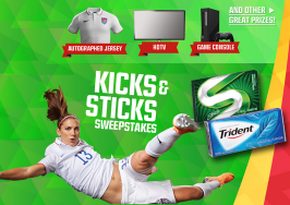 Trident-Sweepstakes