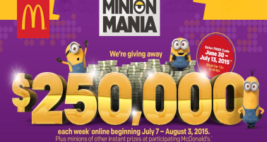 McDonalds-Minion-Sweepstakes