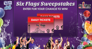 Welchs-Sweepstakes