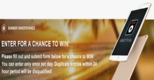 Comcast-Sweepstakes