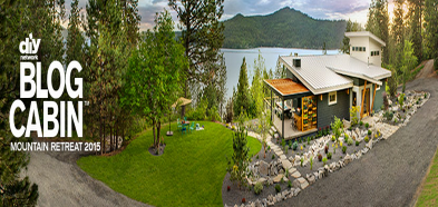 DIY Network Blog Cabin 2015 Sweepstakes – Win the 2015 Blog Cabin ...