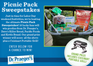 Dr-Praegers-Sweepstakes