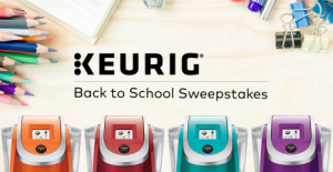 Keurig-Sweepstakes