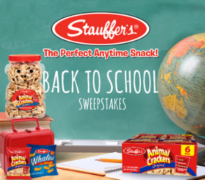 Stauffers-Sweepstakes