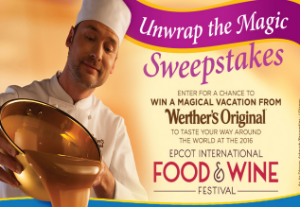 Werthers-Sweepstakes