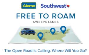 Alamo-Sweepstakes