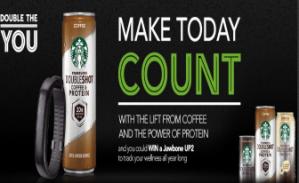 Starbucks-Sweepstakes
