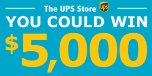 UPS-Store-Sweepstakes