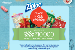 ziploc-sweepstakes