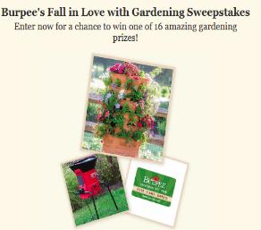 Burpees-Gardening-Sweepstakes
