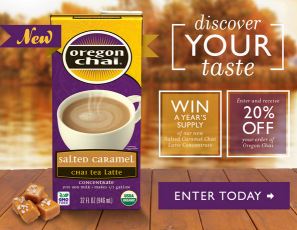 Oregon-Chai-Sweepstakes
