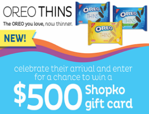 Shopko-Sweepstakes