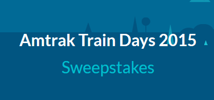 Amtrak-Sweepstakes