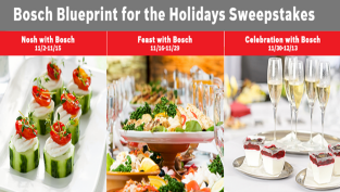 Bosch-Sweepstakes