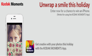 Kodak-Moments-Sweepstakes
