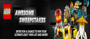 cartoon network lego multi brand sweepstakes 2 win lego sets