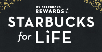 Starbucks-Sweepstakes