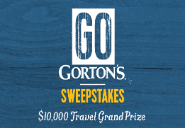 Gortons-Sweepstakes