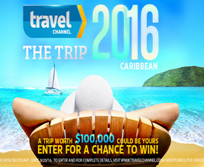 Travel channel december 2018 sweepstakes