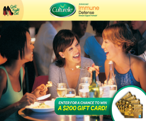 Culturelle-Sweepstakes