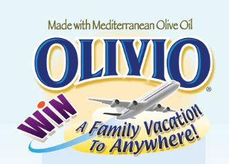 Olivio-Sweepstakes