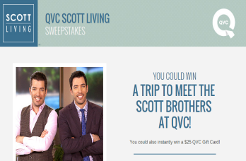QVC-Sweepstakes