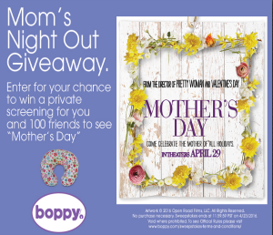 Boppy-Sweepstakes