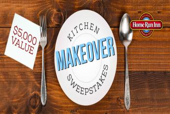 Home Run Inn Kitchen Makeover Sweepstakes U2013 Win $5,000!