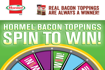 Hormel-Sweepstakes