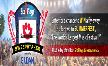Six-Flags-Sweepstakes