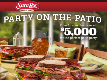 Sara-Lee-Sweepstakes