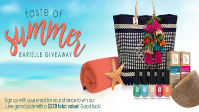 Barielle-Sweepstakes